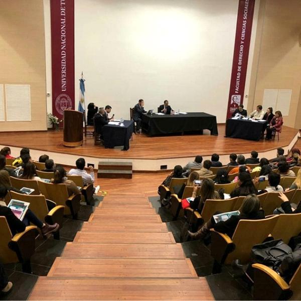 Jornadas Preparatorias en Tucuman