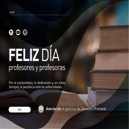 Feliz Dia Profesores/as